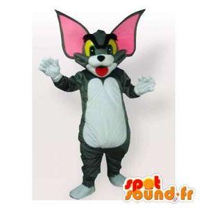 DÉGUISEMENT - PANOPLIE Costume de Tom, le célebre chat du dessin animé To