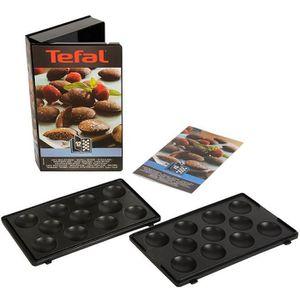 PIÈCE DE PETITE CUISSON TEFAL Accessoires XA801212 Lot de 2 plaques mini b