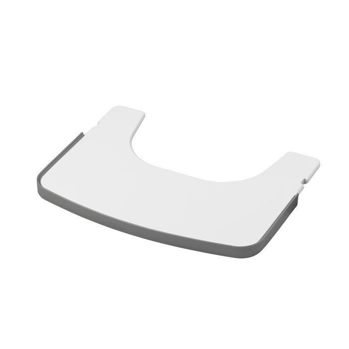 GEUTHER Tablette repas Tamino pour chaise évolutive Tamino - Blanc