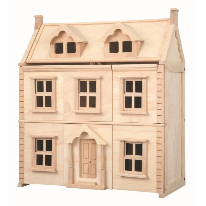 Plantoys pt7124 jouet en bois maison vict achat for Achat maison bois