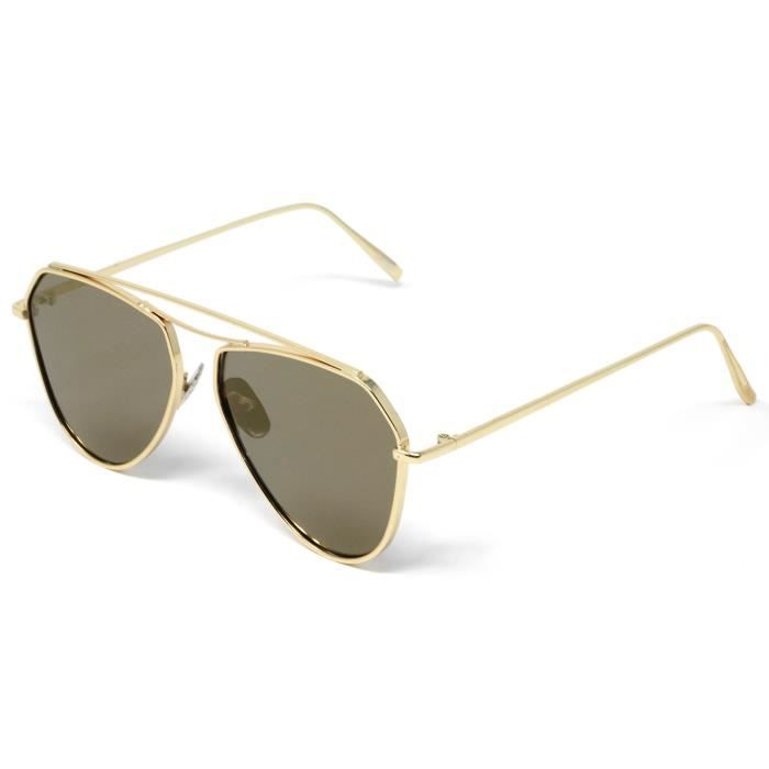 Premium Mirror Coated Lenses Sunglasses With Uvb Protection RYX71