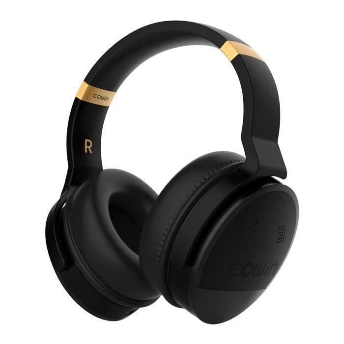Cowin E8 Casque Audio Bluetooth - Sans Fil Arceau Réduction De Bruit