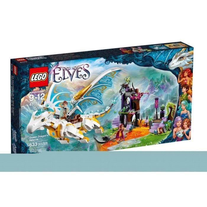 De 41179 Elves Reine La Jouets Et Le DragonJeux Sauvetage Lego 0OPv8wynmN