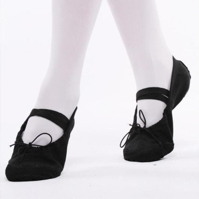 Pied longueur 15-25.5 cm danse ballet chaussures FOfs4a
