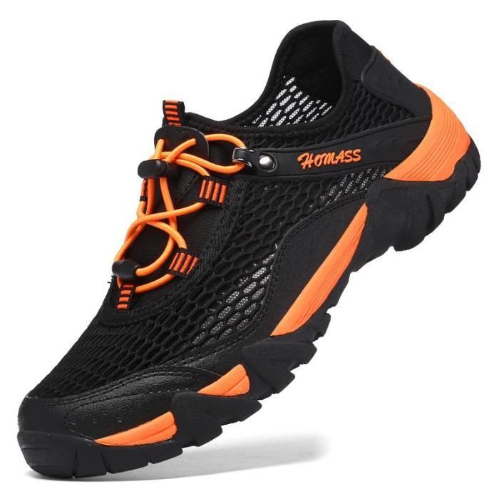 chaussures de course respirant ForMotion hommes confortables chaussures de sport chaussures de sport en plein air baskets pas chers
