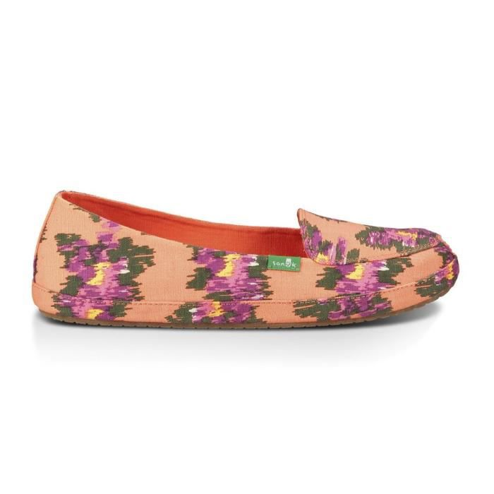 Blanche Prints Loafers Shoes K0IBQ Taille-38 WGzoMpf4kd
