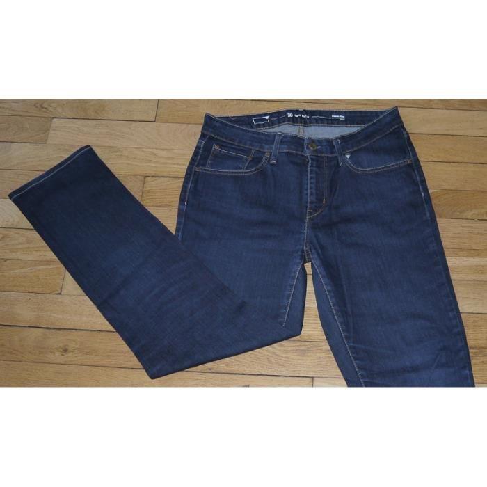 537e5c3c0fd989 LEVIS 470 Jeans pour Femme W 30 - L 30 Taille Fr 40 Classic Rise Slim(Réf  #V028)