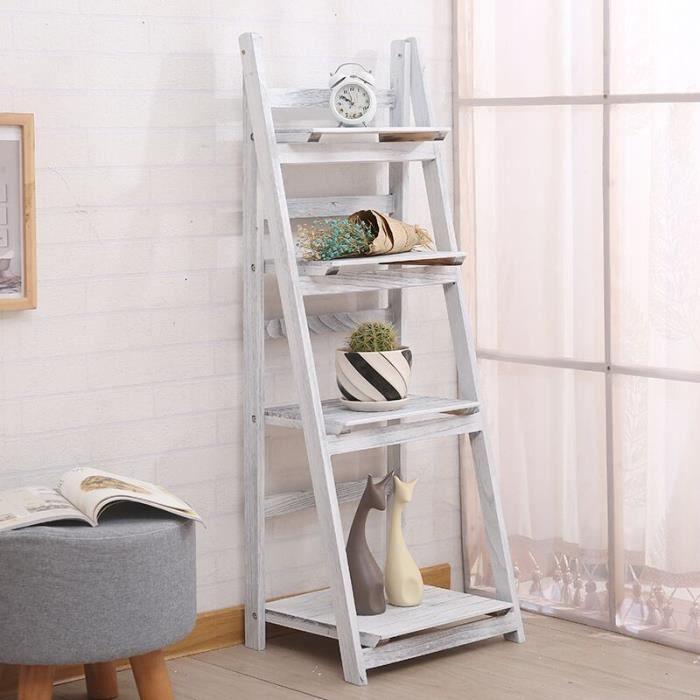 etagere escalier pliable achat vente pas cher. Black Bedroom Furniture Sets. Home Design Ideas