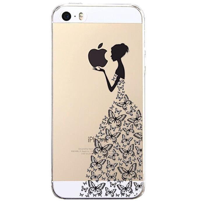 coque iphone xr silicone princesse