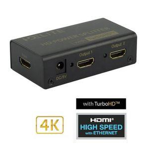 HD ELITE POWER Splitter HDMI 2.0 Turbo 2 ports