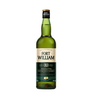 WHISKY BOURBON SCOTCH FORT WILLIAM WHISKY - 70 cl - 40 %