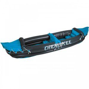 KAYAK WAIMEA Kayak gonflable 2 personnes - Gris / Bleu