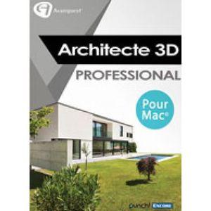 LOISIRS À TÉLÉCHARGER Logiciel Design- Architecte 3D Professional 2017 (