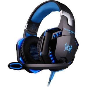 CASQUE  - MICROPHONE KOTION EACH G2000 stéréo Salut Fi Gaming Casques a