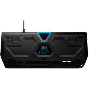 CLAVIER D'ORDINATEUR Logitech G910 Orion Spectrum RGB Mechanical Gaming