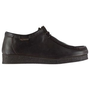 MOCASSIN Ben Sherman Quad Wallabee Homme Chaussures Mocassi