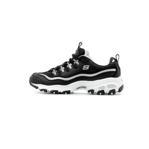 BASKET Baskets basses Skechers D'Lites - Now And Then col