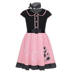 f85fe3a6f1b ROBE DE CÉRÉMONIE Robe de Noël Enfant Fille - Robe de Princesse Dans