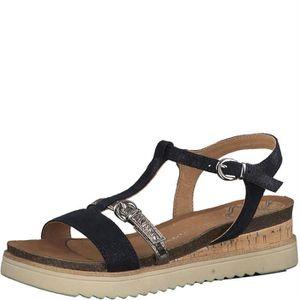 f3d428e6471 SANDALE - NU-PIEDS sandales   nu-pieds 28502 femme marco tozzi 2850