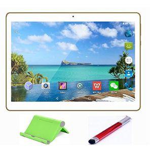 TABLETTE TACTILE Teeno Tablette Tactile HD 10.1'' Blanc Doule SIM D