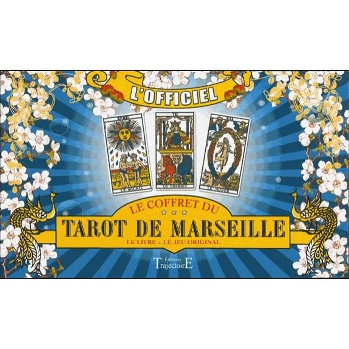Coffret tarot - Achat   Vente pas cher ebb06b2de8bc