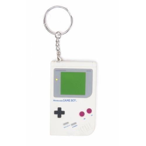 Porte-clés Gameboy - Caoutchouc
