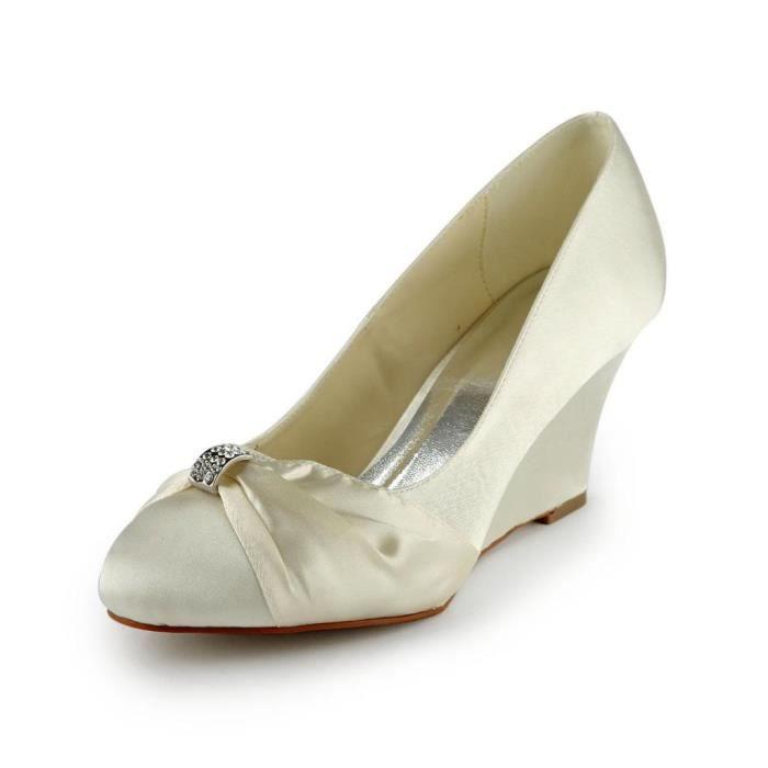 Jia Jia Wedding 121753 chaussures de mariée mariage Escarpins pour femme