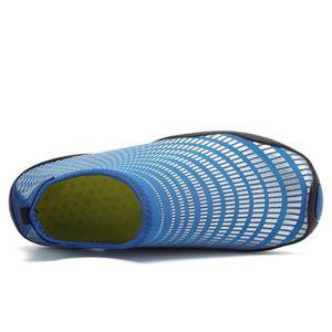 Chaussures d'eau Chaussettes de yoga aux pieds nus de la femme Slip-on pour les enfants FA3DA Taille-38 3vz347