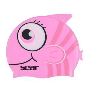 ec0c62f3e0bc BONNET PISCINE- CAGOULE SEAC Bonnet en Premium Silicone Fancy - Enfant - R