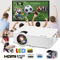 Vidéoprojecteur Excelvan Mini Projecteur LED EHD09 800x480 pixels