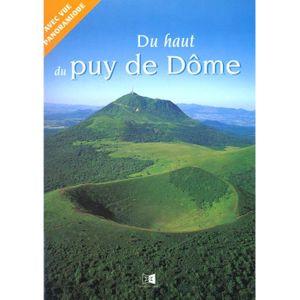 GUIDES DE FRANCE Du haut du Puy de Dôme