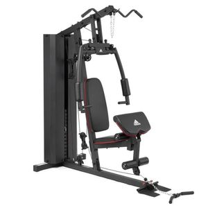 APPAREIL CHARGE GUIDÉE Adidas Performance -Musculation Home Gym- presse d