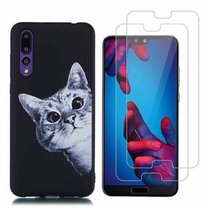 coque huawei p20 chat