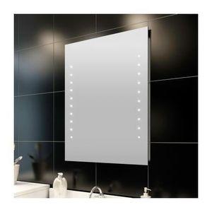 Miroir de salle de bain achat vente miroir de salle de - Glace de salle de bain avec eclairage ...