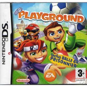JEU DS - DSI EA Playground - Ensemble complet - 1 utilisateur -