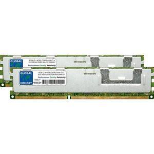 MÉMOIRE RAM 8Go (2 x 4Go) DDR3 800/1066/1333/1600MHz 240-PIN E