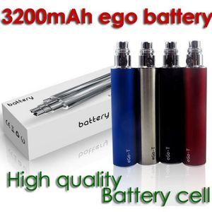 BATTERIE E-CIGARETTE Ego 3200mAh énorme capacité Cigarette électronique