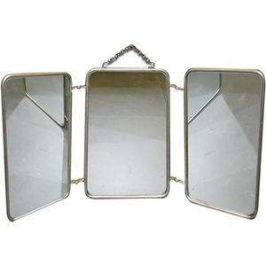 Miroir triptyque - Achat / Vente Miroir triptyque pas cher - Cdiscount