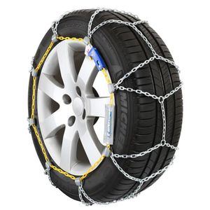 CHAINE NEIGE MICHELIN Chaines à neige Elastic Fit Chain Mi50