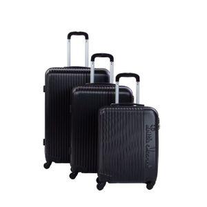 SET DE VALISES Set de 3 valises rigides 4 roulettes Little Marcel
