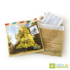 GRAINE - SEMENCE Graines et plantes exotiques, arbres : Ginkgo Bilo
