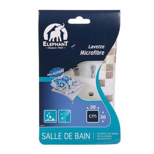 SERPILLIÈRE ELEPHANT Lavette multi-usages - Microfibre