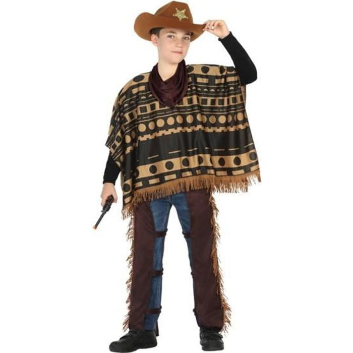 ATOSA Déguisement Cowboy - Panoplie Enfant