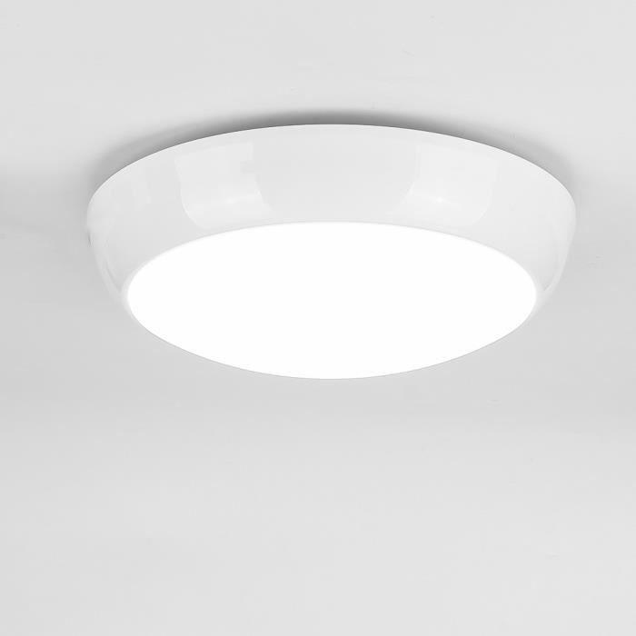 plafonnier led 12w blanc froid abs ip65 lampe de p Résultat Supérieur 15 Inspirant Plafonnier Led Salle De Bain Ip65 Image 2017 Xzw1