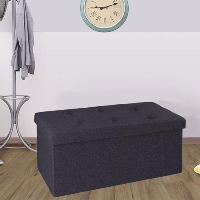 banc coffre de rangement pas cher stunning idmarket coffre rangement banquette luxe blanc. Black Bedroom Furniture Sets. Home Design Ideas