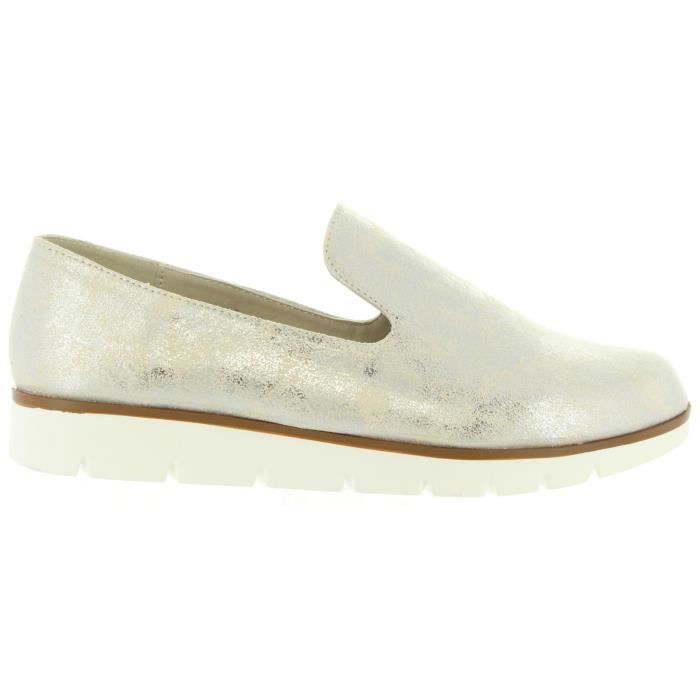 Chaussures pour Femme Top Way B719391-B7200 SILVER I2Z6f2Sq