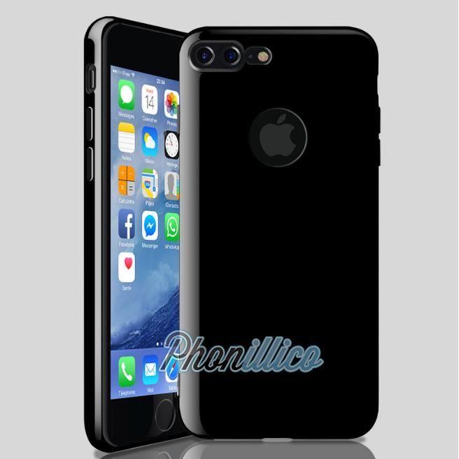 coque iphone 8 noir slim