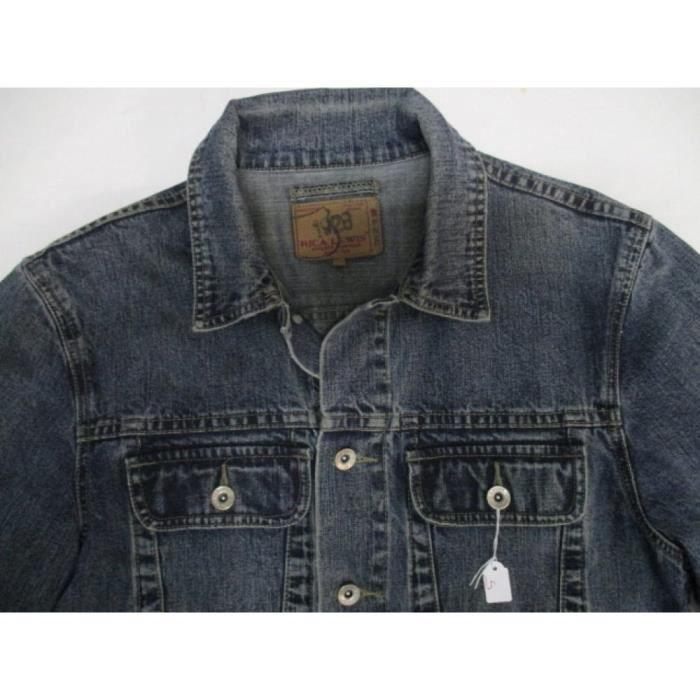 Ref Rv163 Bleu Achat Rica Lewis Veste Qt8t7on Tfr46 Jeans Ws Homme QChstdr