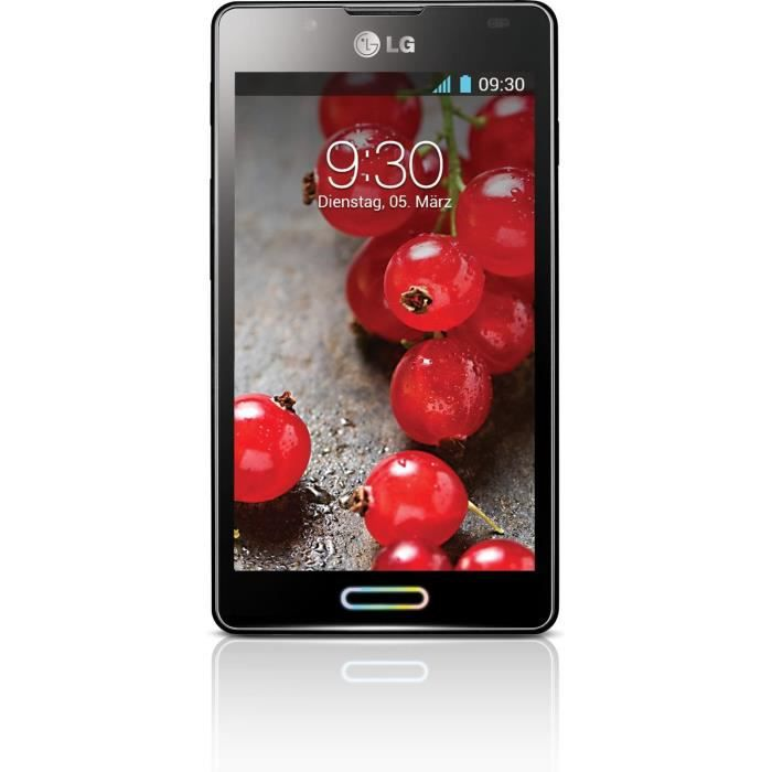 LG Smartphone Android LGP710ADEUBK