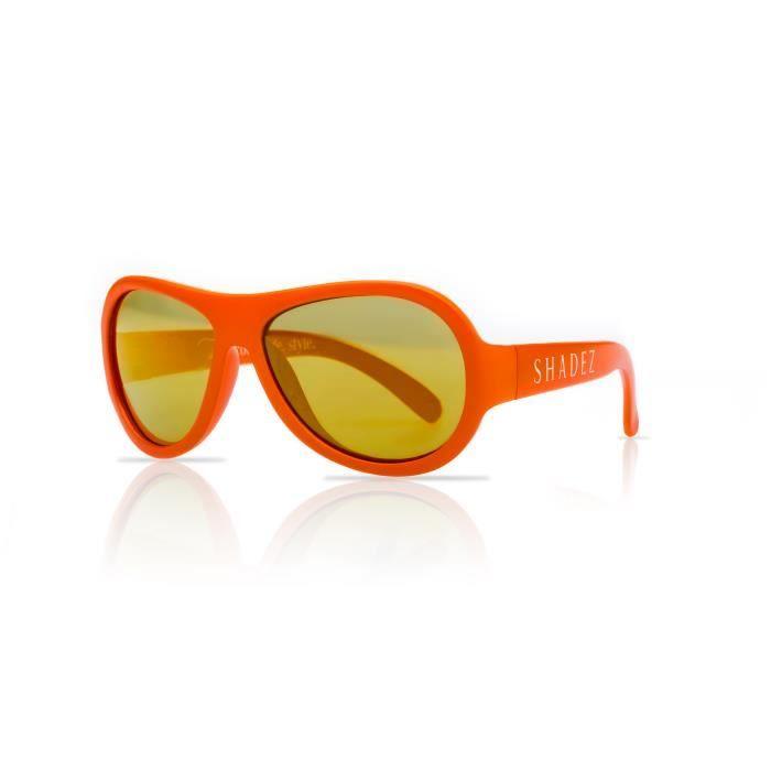 Shadez de soleil Orange Lunettes Junior rrxPwSq